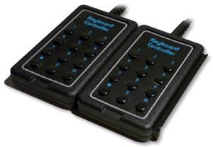 Atari Keypad