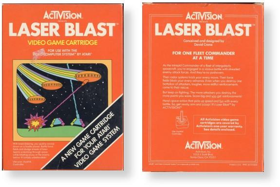 Activision - Original Box Style