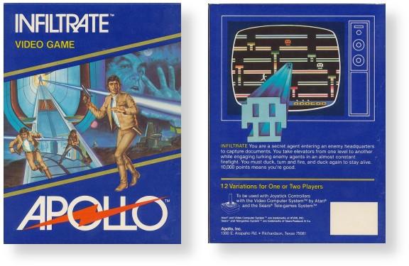 Apollo - Blue Box Style