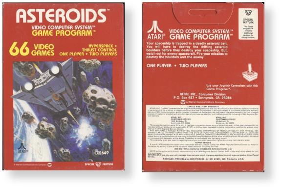 Atari - Color Box Style