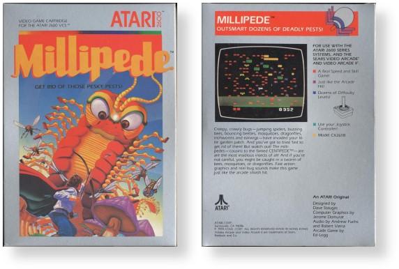 Atari - Silver Box Style