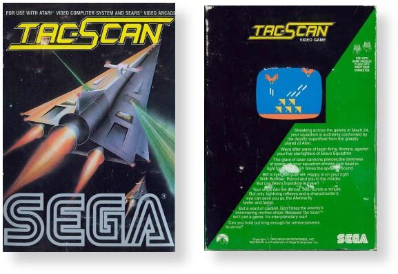 Sega - Standard Box Style