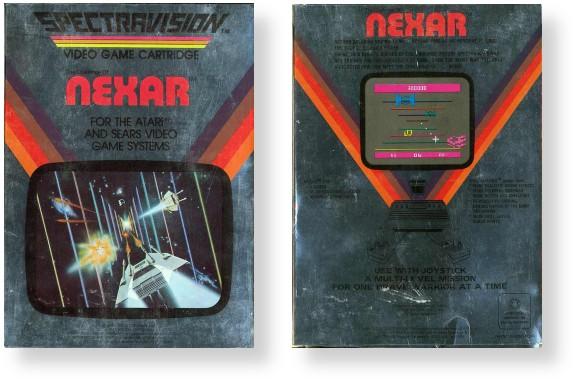 Spectravision - Standard Box Style