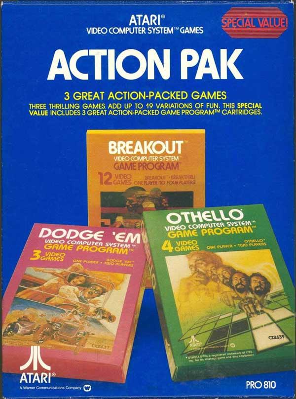 Action Pak - Box Front