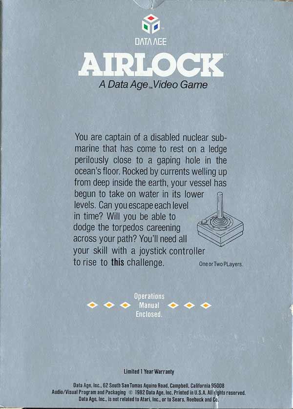 Airlock - Box Back
