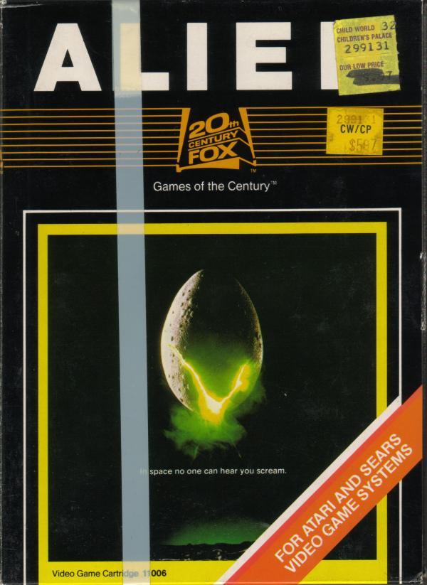 Alien - Box Front