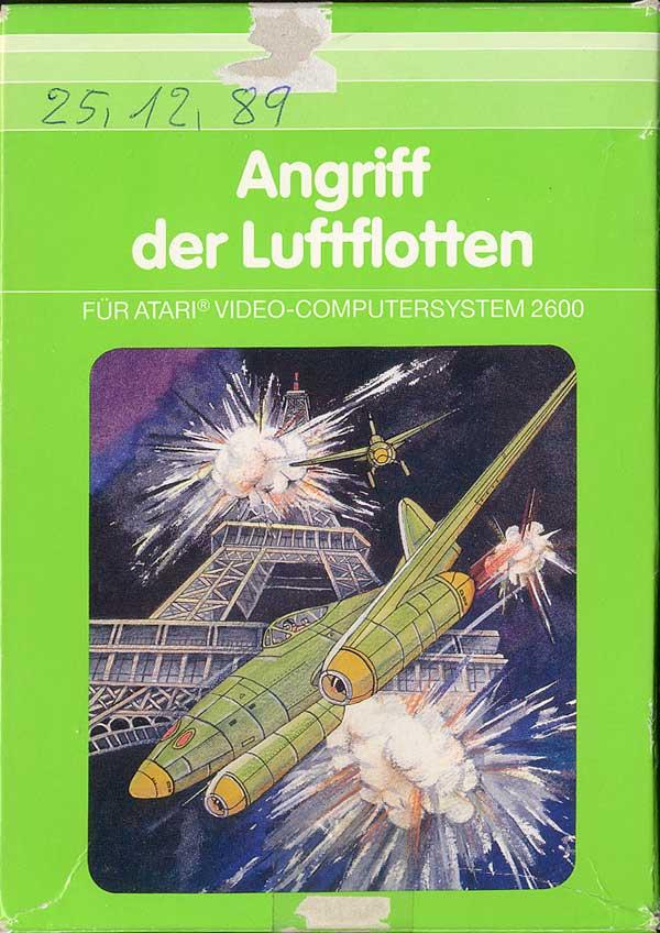 Angriff der Luftflotten - Box Front