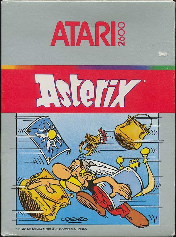 Asterix - Box Front