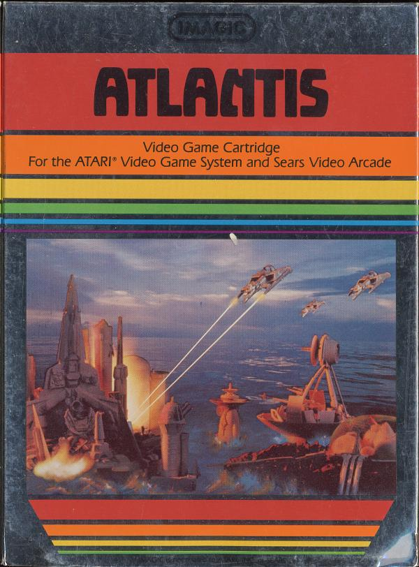Atlantis - Box Front