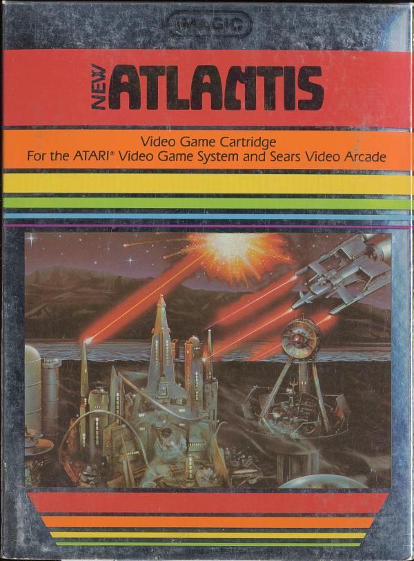 Atlantis - Box Front