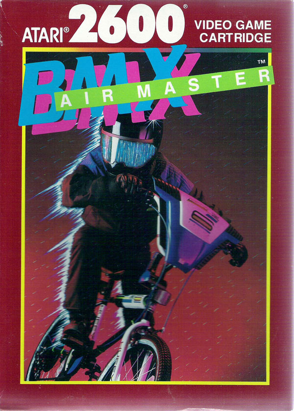 BMX Airmaster - Box Front