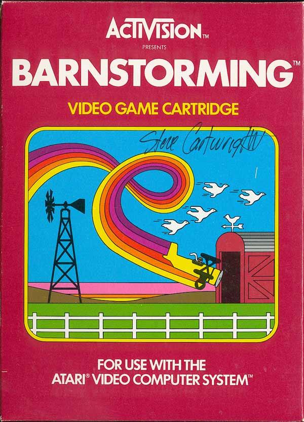 Barnstorming - Box Front