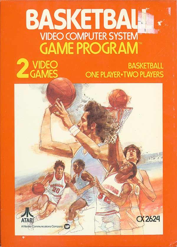Basketball - Box Front
