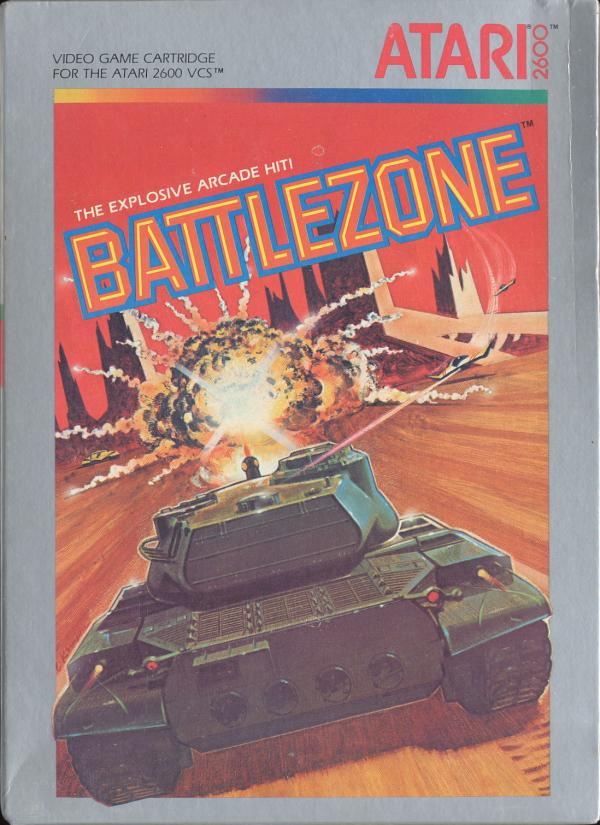 Battlezone - Box Front