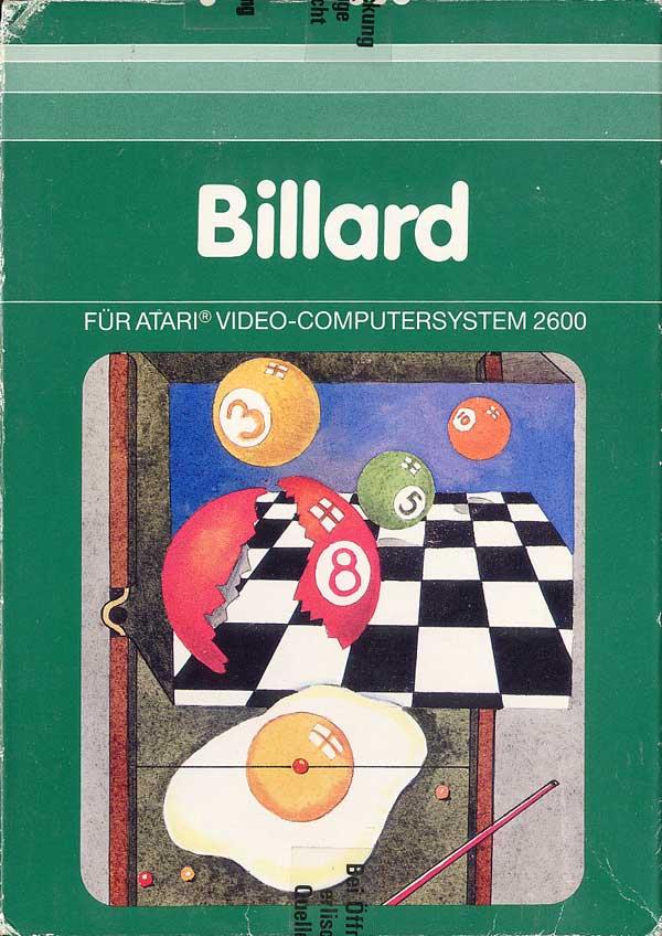 Billard - Box Front