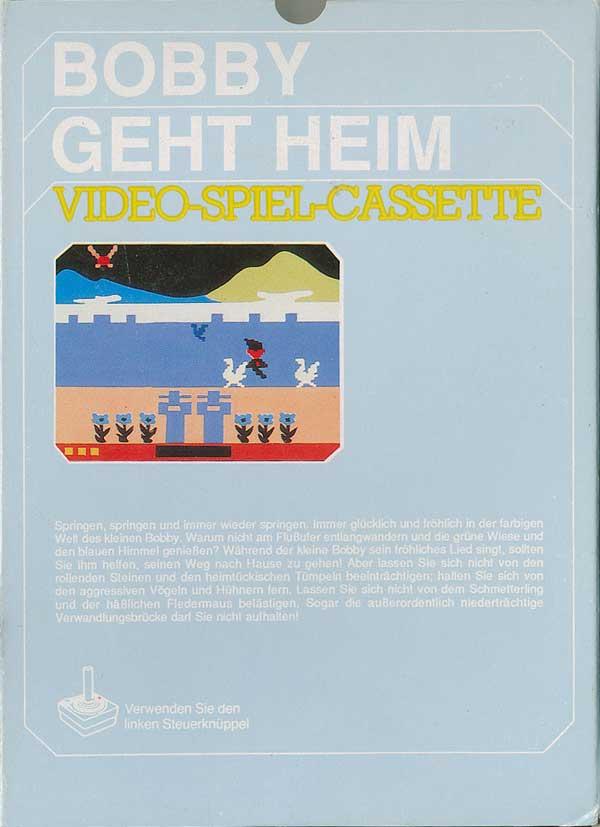 Bobby Geht Heim - Box Back