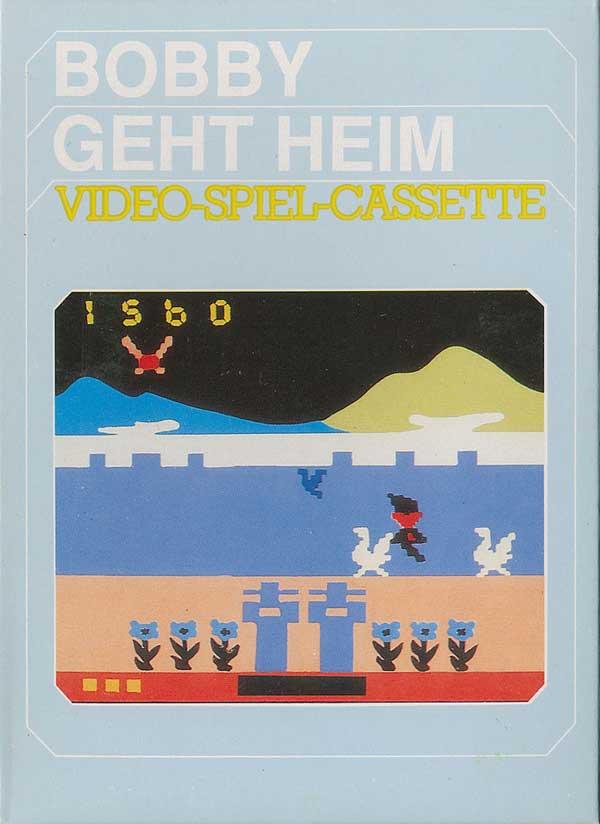 Bobby Geht Heim - Box Front