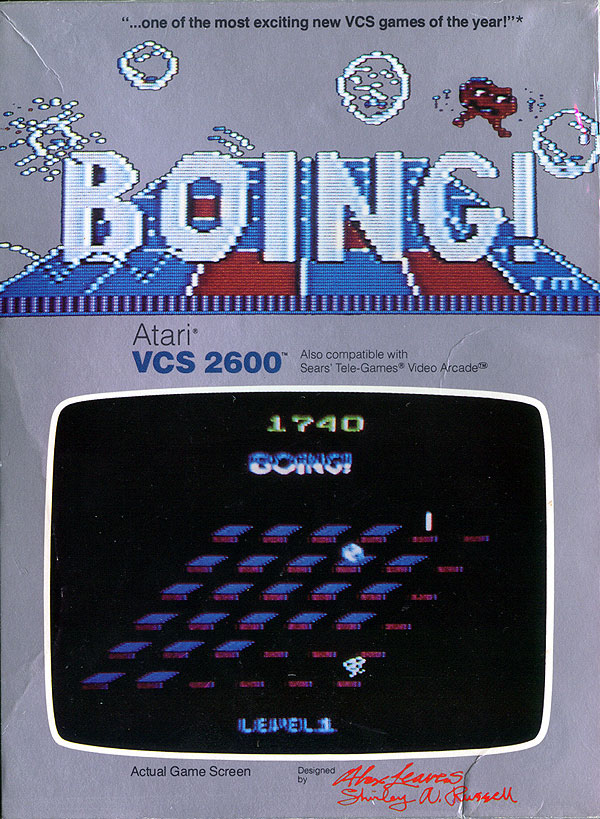 Boing! - Box Front