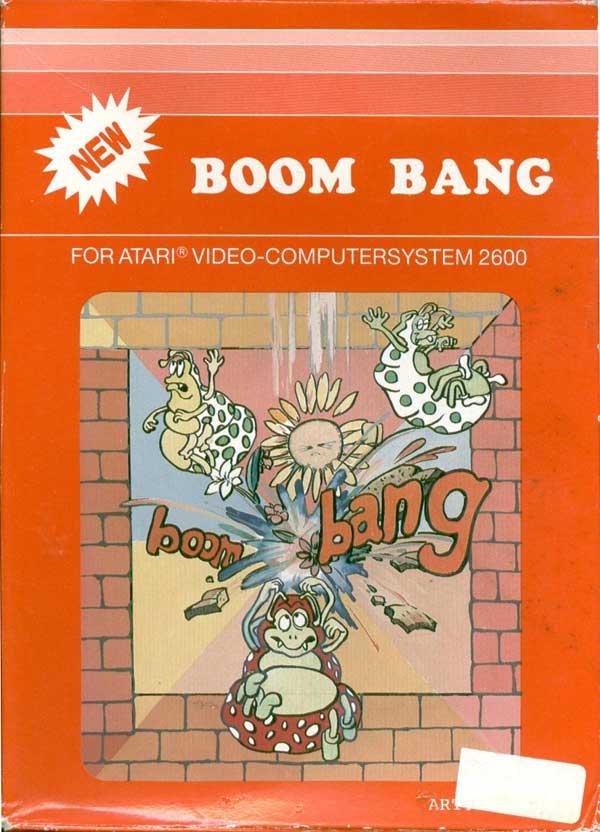 Boom Bang - Box Front