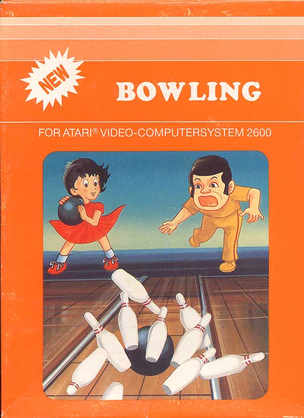Bowling - Box Front
