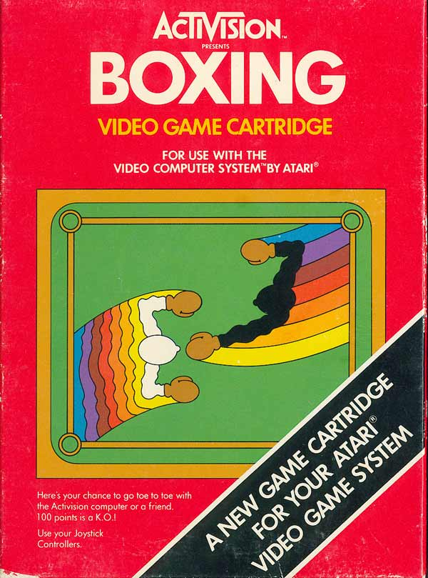 Boxing - Box Front