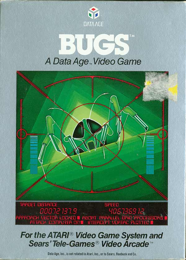 Bugs - Box Front