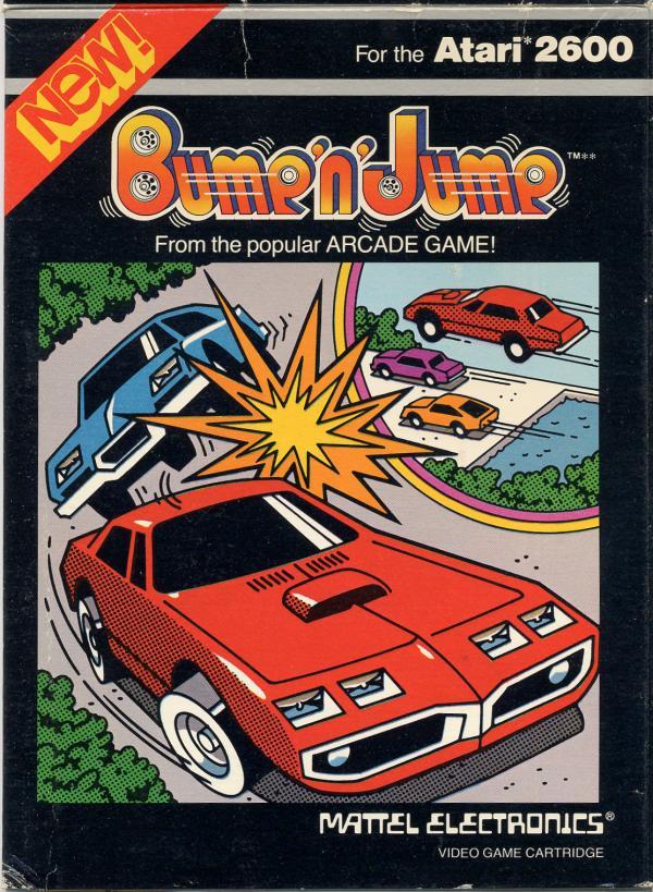 Bump 'n' Jump - Box Front
