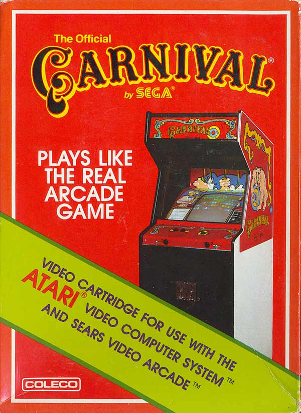 Carnival - Box Front