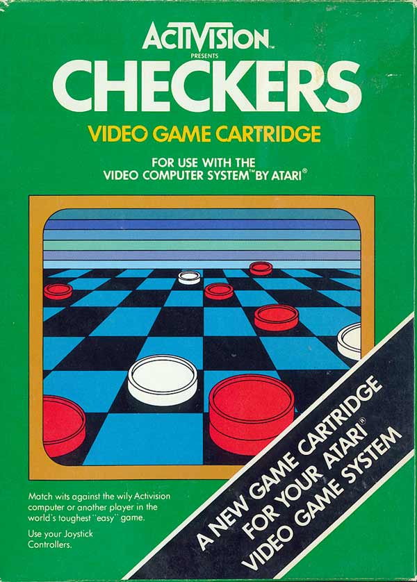 Checkers - Box Front