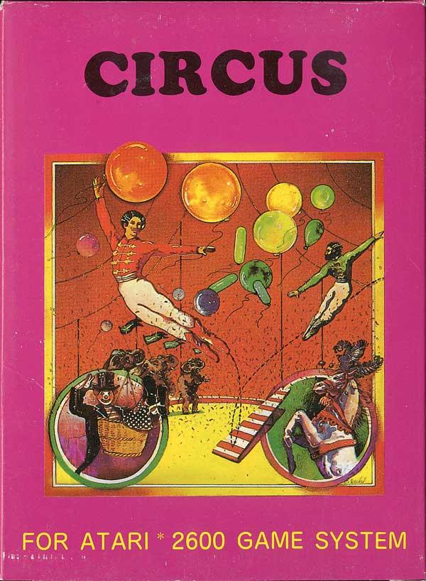Circus - Box Front