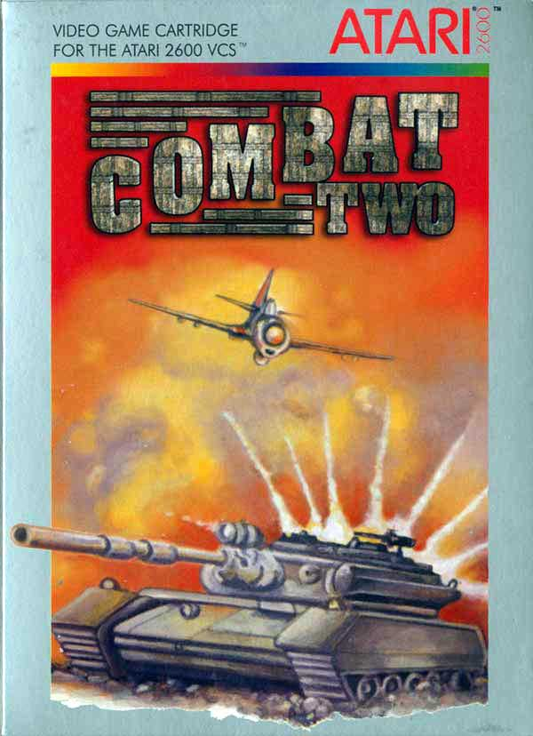 Combat Two - Box Front
