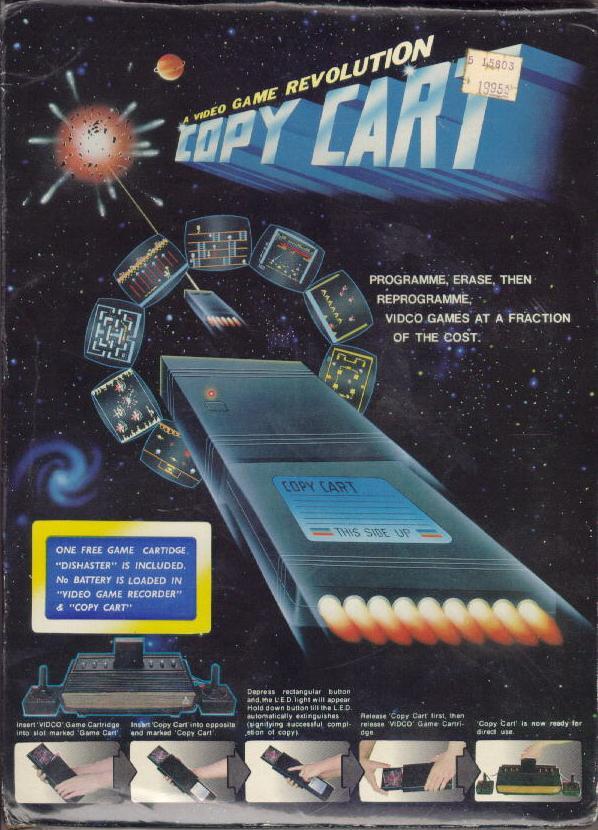 Copy Cart - Box Front