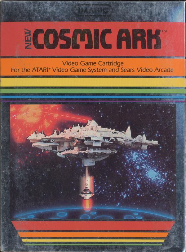 Cosmic Ark - Box Front