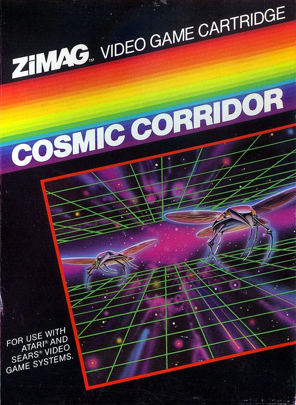 Cosmic Corridor - Box Front