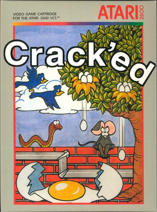 Crack'ed - Box Front
