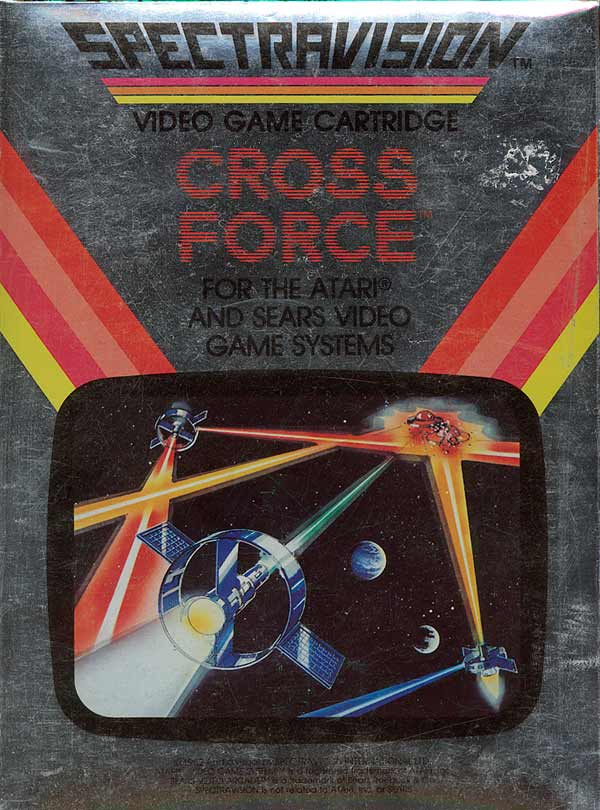 Cross Force - Box Front
