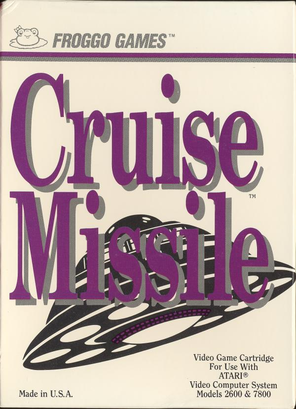 Cruise Missile - Box Front