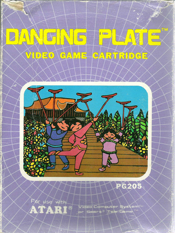 Dancing Plate - Box Front