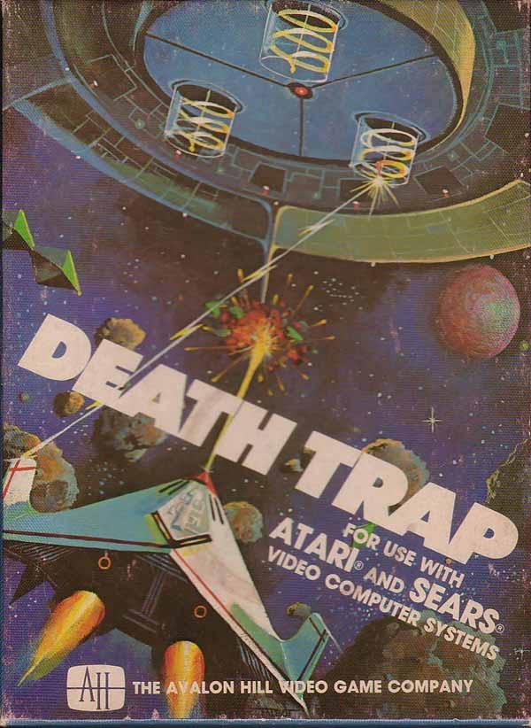 Death Trap - Box Front