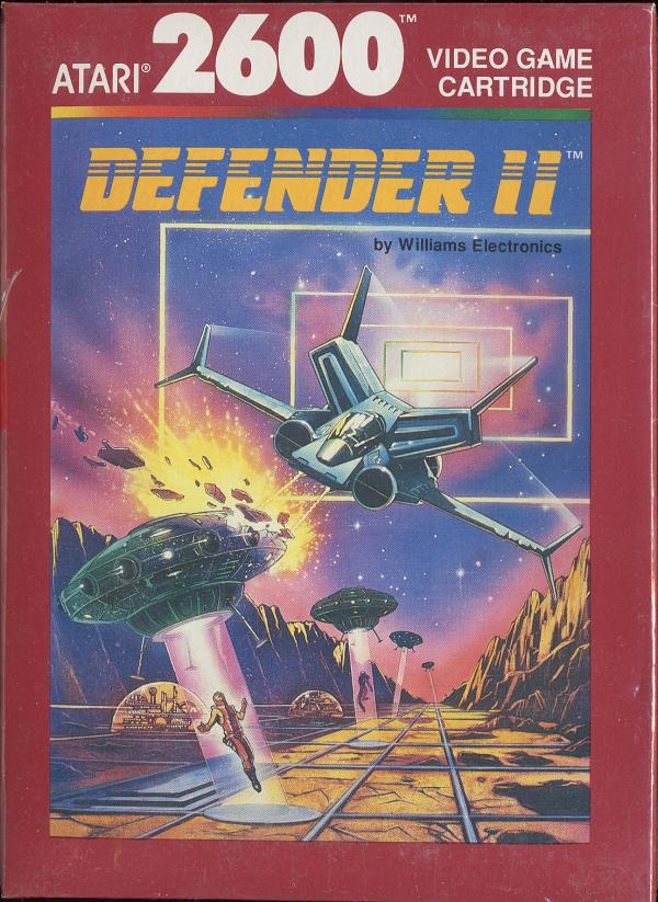 Defender II - Box Front
