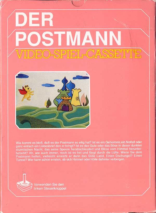 Der Postman - Box Back