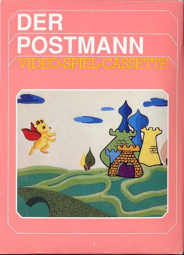 Der Postman - Box Front