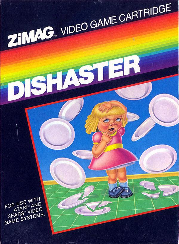 Dishaster - Box Front