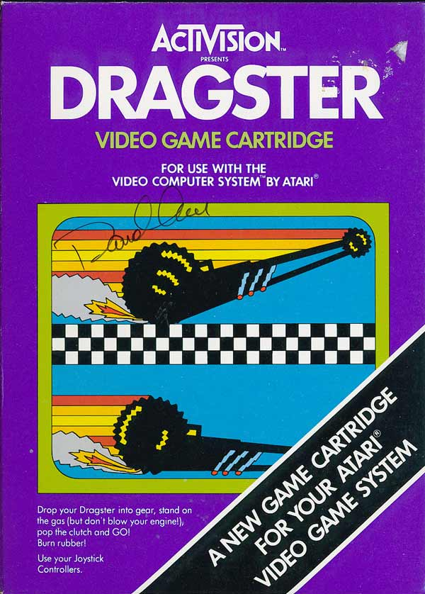 Dragster - Box Front