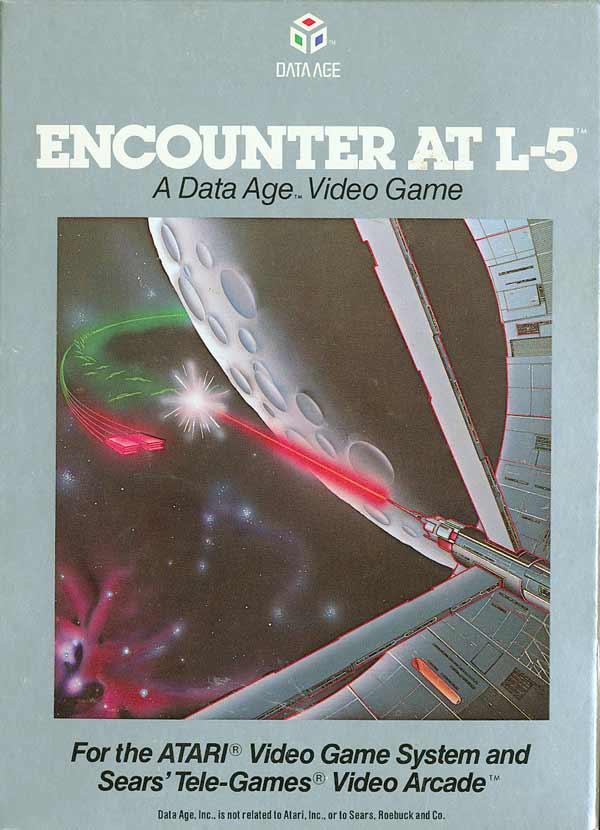 Encounter at L5 - Box Front