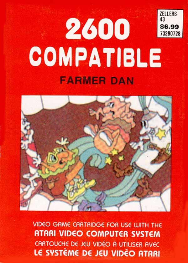 Farmer Dan - Box Front