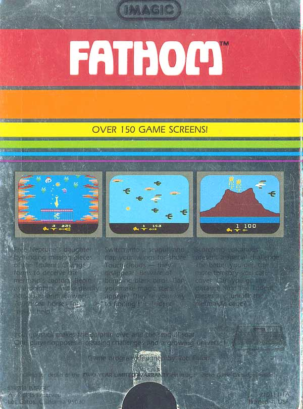 Fathom - Box Back