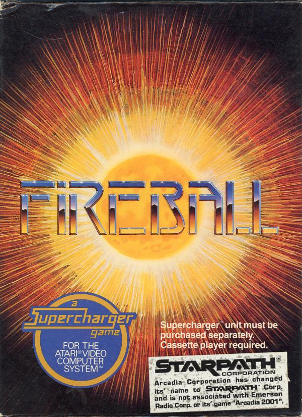 Fireball - Box Front