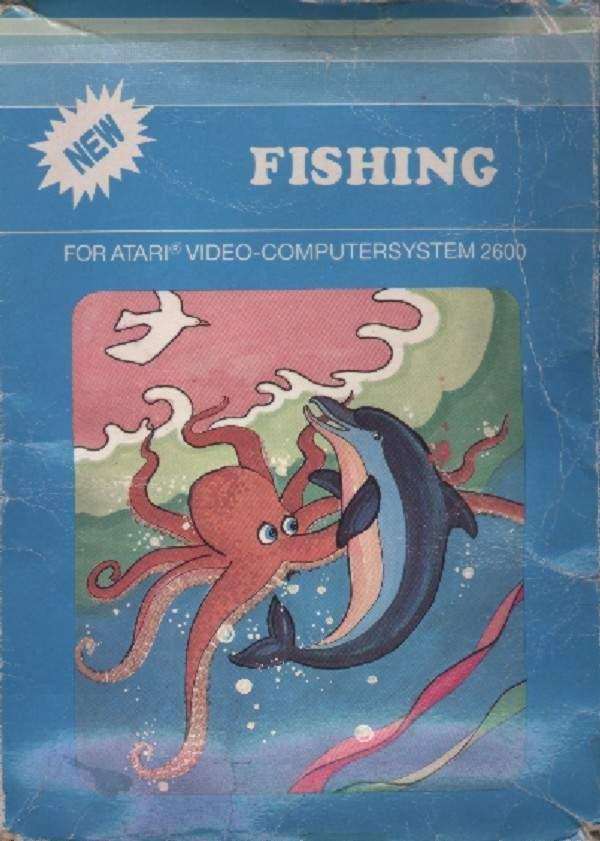 Fishing - Box Front