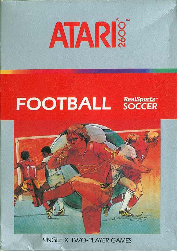Football - Realsports Soccer - Box Front